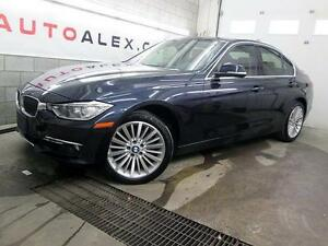 2013 BMW 328i xDrive LUXURY LINE NAVIGATION CUIR TOIT MAGS