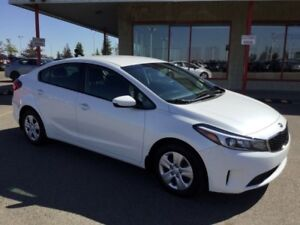 2017 Kia Forte LX Accident Free,  Bluetooth,  A/C,  Accident Fre