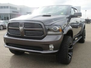 2016 Ram 1500 Sport. Text 780-205-4934 for more information!