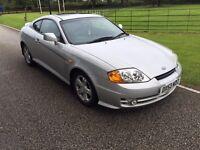 2003 Hyundai Coupe Se starts runs and drives great