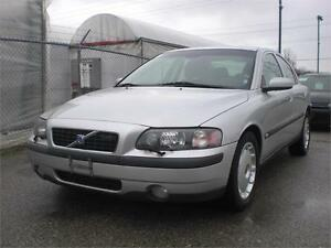 2004 Volvo S60  AWD  2.5T  THIS WEEK SPECIAL