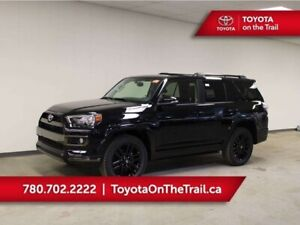 2019 Toyota 4Runner NIGHTSHADE; BLACKED OUT, 7 PASSENGER, LEATHE