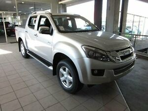 2016 Isuzu D-MAX LS-T Titanium Silver Automatic Dual Cab Thornleigh Hornsby Area Preview