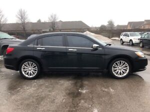 2013 Chrysler 200 | Limited | Leather | Sunroof |