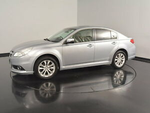 2012 Subaru Liberty B5 MY13 2.5X Lineartronic AWD Silver 6 Speed Constant Variable Sedan Victoria Park Victoria Park Area Preview