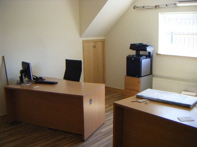 COMMERCIAL* FULLY SERVICED OFFICE AVAILABLE TO RENT*SPARKBROOK*FULLY SET UP*FURNISHED*STONEY LANE