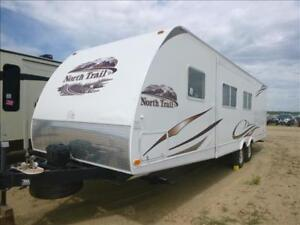* * 2010 HEARTLAND NORTH TRAIL 29RBSS * * EASY FINANCING * *