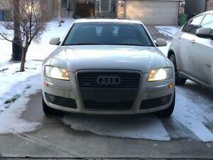 Audi A8 With amazing price
