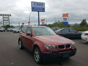 2006 BMW X3 2.5i 4dr All-wheel Drive Sports Activity Vehicle