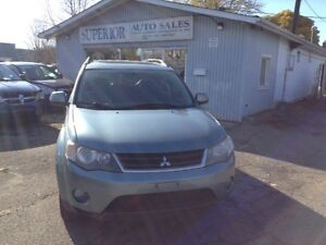 2007 Mitsubishi Outlander LS Fully Certified and Etested!