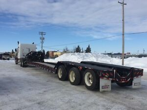 PITTS HYD, DETACH 55 TONE TRAILER