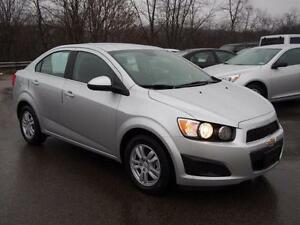 2013 Chevrolet Sonic Sedan. Trading is Ok.