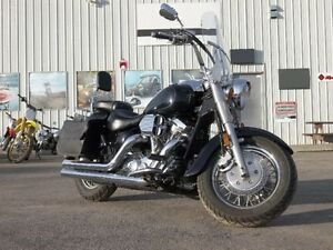 2002 Yamaha Roadstar XV 1600**STAGE 1+, LOTS OF ACCESSORIES**