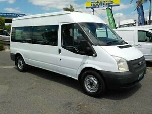 2012 Ford Transit VM Mid Roof White 6 Speed Manual Bus Coopers Plains Brisbane South West Preview