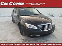 2012 Chrysler 200 Limited $92 B/W FULLY LOADED
