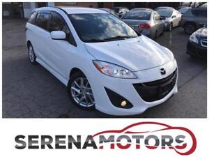 MAZDA 5 GT AUTO | 6 PASS. | HEATED SEATS | BLUETOOTH | ONE OWNER