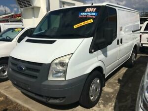 2011 Ford Transit VM MY10 Low (SWB) White 6 Speed Manual Van Clyde Parramatta Area Preview