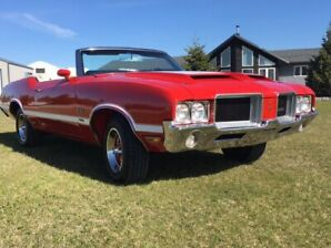 1971 Olds 442 W30 Tribute