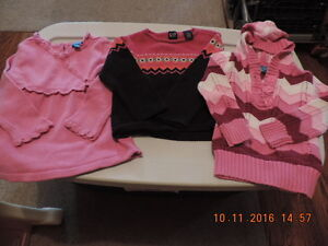 Girl's Size 4T Name Brand Sweaters London Ontario image 1