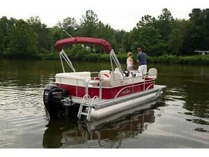 2016 and 2017 Starcraft and Sunchaser pontoon boats in stock Peterborough Peterborough Area image 4