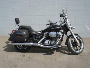 2013 Yamaha V Star 950 Tour Black