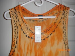SUN DRESS BEACH POOL COVER UP -BRAND NEW WITH TAGS Windsor Region Ontario image 3