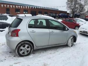 Toyota Yaris 2007 $1595carte de credit accep ac  514-793-0833