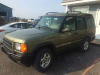 2001 Land Rover Discovery VUS