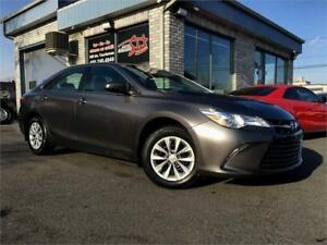 2017 Toyota Camry LE I4*CAMERAS*MAGS*