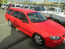 2006 Ford Falcon BF MkII XT Red 4 Speed Auto Seq Sportshift Wagon Coopers Plains Brisbane South West Preview
