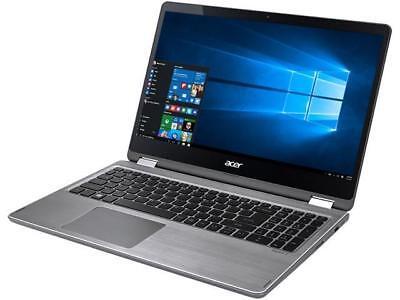 Acer Aspire R5-571TG-51A3 Intel Core i5 7th Gen 7200U (2.50 GHz) 8 GB Memory 128