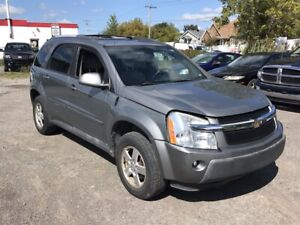 2006 Chevrolet Equinox LT AWD + MAGS + TOIT OUVRANT + A/C