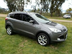 2014 Ford Kuga TF Trend AWD Grey 6 Speed Sports Automatic Wagon Lucknow East Gippsland Preview