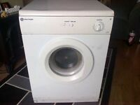 6kg white knight dryer