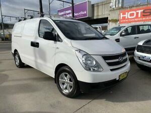 2015 Hyundai iLOAD TQ2-V MY15 White Manual Van Granville Parramatta Area Preview