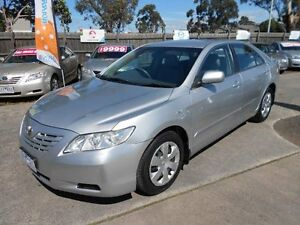 2006 Toyota Camry ACV40R Altise Silver 5 Speed Automatic Sedan Maidstone Maribyrnong Area Preview
