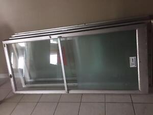 Commercial Tempered Glass Doors