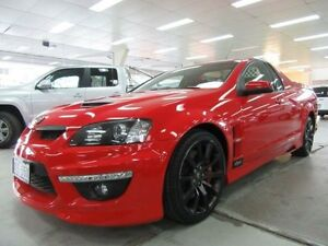 2012 Holden Special Vehicles Maloo E3 MY12.5 R8 Sting Red 6 Speed Manual Utility Fyshwick South Canberra Preview