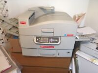 Used OKI C9650 A3 USB Network Parallel Colour Laser Printer