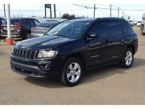 2014 Jeep Compass Sport 4D Utility 4WD