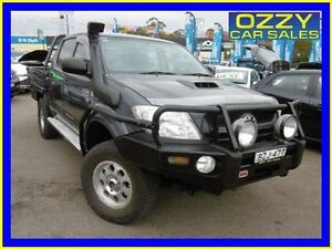 2010 Toyota Hilux KUN26R 09 Upgrade SR (4x4) Grey 5 Speed Manual Dual Cab Pick-up Penrith Penrith Area Preview