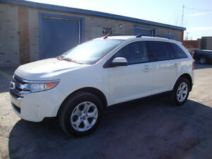2013 FORD EDGE SEL ( 4 ROUES MOTRICE )