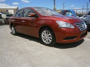 2015 Nissan Pulsar B17 Series 2 ST Red Continuous Variable Sedan Strathpine Pine Rivers Area Preview