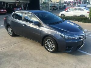 2014 Toyota Corolla ZRE172R SX S-CVT Grey 7 Speed Constant Variable Sedan Yamanto Ipswich City Preview