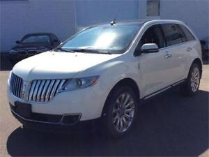 2013 Lincoln MKX limited $26995