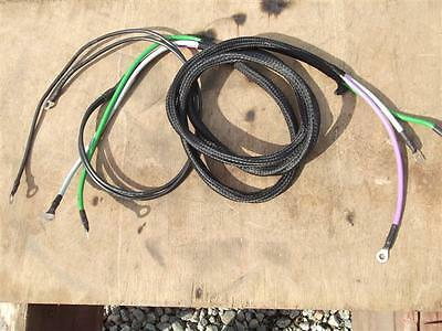 Farmall Wiring Harness. Part 354231r92.super A A-1 Lights Regulator. C-detail