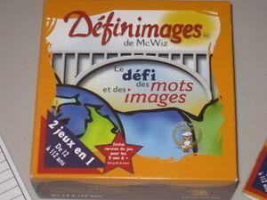 Définimages Le défi des Mots et des Images