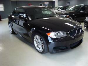 2011 BMW 1 Series 135i. M-SPORT. 6 SPEED.