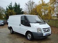2008 FORD TRANSIT 2.2TDCi 280 SWB Panel Van NO VAT