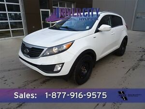 2012 Kia Sportage AWD LX Accident Free,  Heated Seats,  Bluetoot